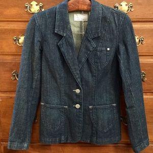 Levi's Women's Jean Blazer Jacket   Size M